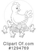 Easter Clipart #1294769 by Alex Bannykh