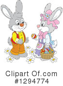 Easter Clipart #1294774 by Alex Bannykh