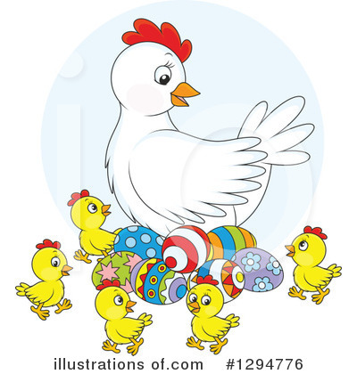 Chick Clipart #1294776 by Alex Bannykh