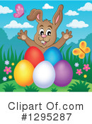 Easter Clipart #1295287 by visekart
