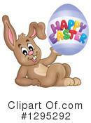 Easter Clipart #1295292 by visekart