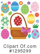 Easter Clipart #1295299 by visekart