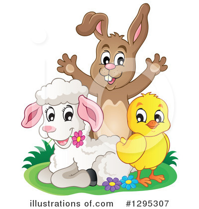 Easter Clipart #1295307 by visekart