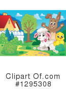 Easter Clipart #1295308 by visekart