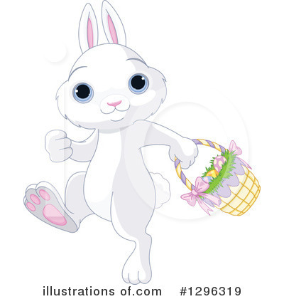 Rabbit Clipart #1296319 by Pushkin