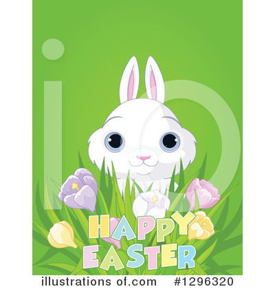 Rabbit Clipart #1296320 by Pushkin