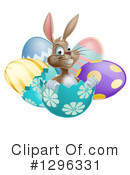 Royalty-Free (RF) Easter Clipart Illustration #1296331