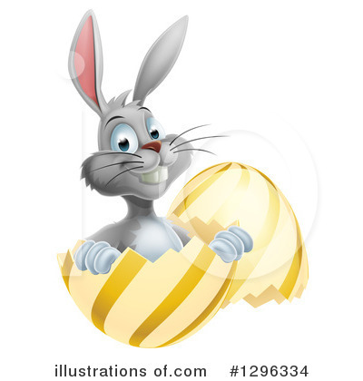 Easter Egg Clipart #1296334 by AtStockIllustration
