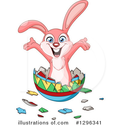 Royalty-Free (RF) Easter Clipart Illustration by yayayoyo - Stock Sample #1296341