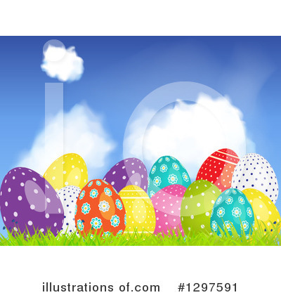 Easter Clipart #1297591 by elaineitalia