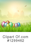 Easter Clipart #1299462 by KJ Pargeter