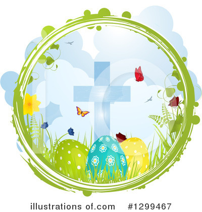 Easter Clipart #1299467 by elaineitalia