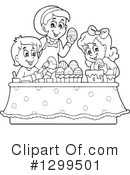 Easter Clipart #1299501 by visekart