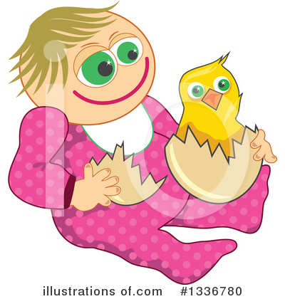 Royalty-Free (RF) Easter Clipart Illustration by Prawny - Stock Sample #1336780