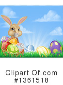 Easter Clipart #1361518 by AtStockIllustration