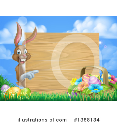 Easter Egg Clipart #1368134 by AtStockIllustration