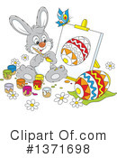 Easter Clipart #1371698 by Alex Bannykh