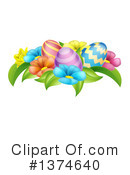 Easter Clipart #1374640 by AtStockIllustration