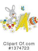 Easter Clipart #1374723 by Alex Bannykh