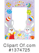 Easter Clipart #1374725 by Alex Bannykh