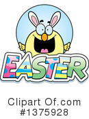Royalty-Free (RF) Easter Clipart Illustration #1375928