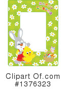 Easter Clipart #1376323 by Alex Bannykh