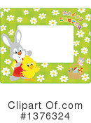 Easter Clipart #1376324 by Alex Bannykh