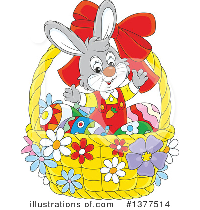 Royalty-Free (RF) Easter Clipart Illustration by Alex Bannykh - Stock Sample #1377514