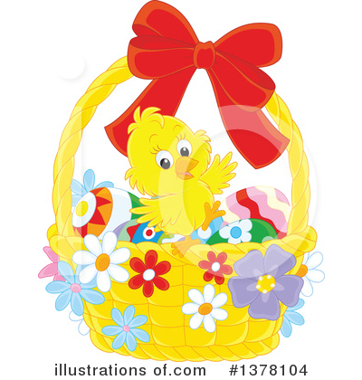 Easter Clipart #1378104 by Alex Bannykh