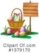 Royalty-Free (RF) Easter Clipart Illustration #1379170