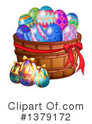 Royalty-Free (RF) Easter Clipart Illustration #1379172