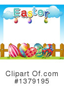 Easter Clipart #1379195 by Graphics RF