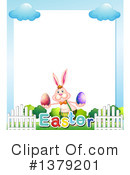 Easter Clipart #1379201 by Graphics RF