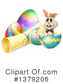 Royalty-Free (RF) Easter Clipart Illustration #1379206