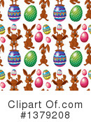 Royalty-Free (RF) Easter Clipart Illustration #1379208