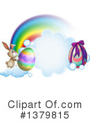Royalty-Free (RF) Easter Clipart Illustration #1379815