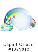 Royalty-Free (RF) Easter Clipart Illustration #1379816