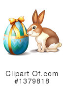 Royalty-Free (RF) Easter Clipart Illustration #1379818
