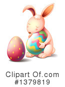 Royalty-Free (RF) Easter Clipart Illustration #1379819
