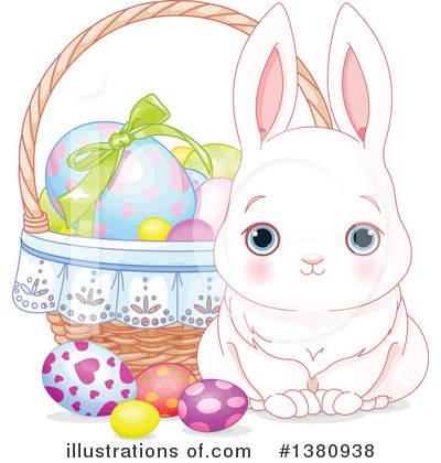 Rabbit Clipart #1380938 by Pushkin