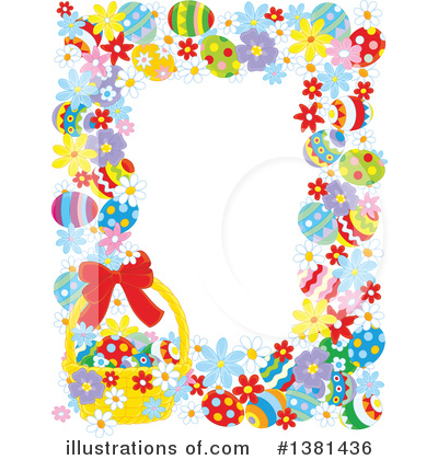 Royalty-Free (RF) Easter Clipart Illustration by Alex Bannykh - Stock Sample #1381436