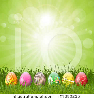 Easter Clipart #1382235 by KJ Pargeter