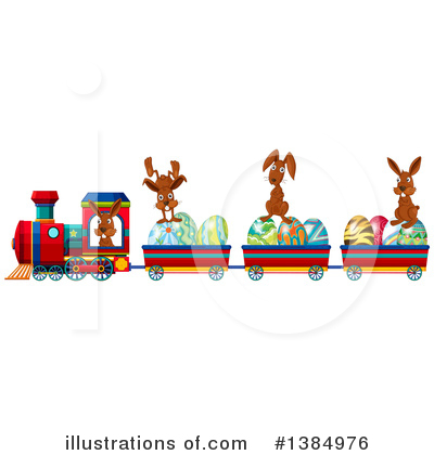 Royalty-Free (RF) Easter Clipart Illustration by Graphics RF - Stock Sample #1384976