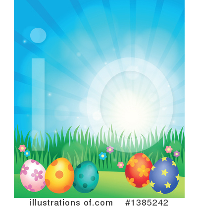 Easter Clipart #1385242 by visekart