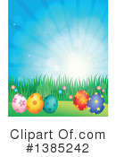 Royalty-Free (RF) Easter Clipart Illustration #1385242