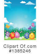 Royalty-Free (RF) Easter Clipart Illustration #1385246