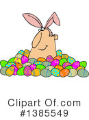 Royalty-Free (RF) Easter Clipart Illustration #1385549