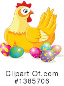 Royalty-Free (RF) Easter Clipart Illustration #1385706