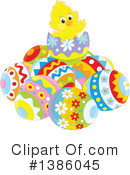 Royalty-Free (RF) Easter Clipart Illustration #1386045