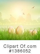 Easter Clipart #1386052 by KJ Pargeter
